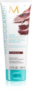 Moroccanoil Color Depositing делікатна поживна маска без перманентних кольорових пігментів