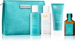 Moroccanoil Hydration комплект за пътуване (за суха коса )
