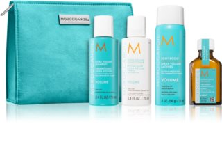 Moroccanoil Volume Travel Set (For Fine Hair And Hair Without Volume)