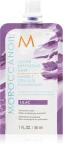 Moroccanoil Color Depositing nežna hranilna maska brez permanentnih barvnih pigmentov