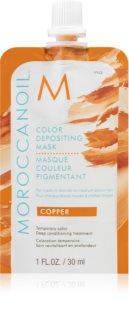 Moroccanoil Color Depositing нежна подхранваща маска без перманентни цветови пигменти