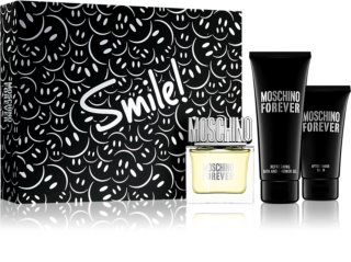 Moschino Forever Gift Set IV. for Men