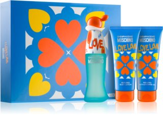 Moschino I Love Love Gift Set III. for Women