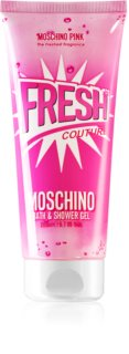 Moschino Pink Fresh Couture Гел за душ и вана за жени