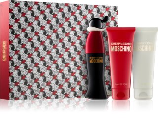 Moschino Cheap & Chic poklon set IX. za žene