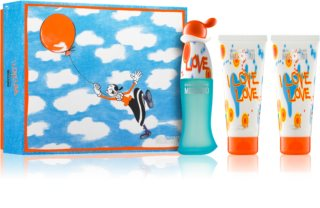 Moschino I Love Love Gift Set I. for Women