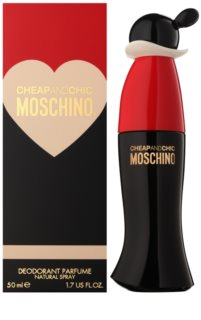 Moschino Cheap & Chic Perfume Deodorant for Women 50 ml
