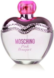 Moschino Pink Bouquet eau de toilette for Women