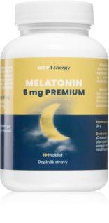Movit Energy Melatonin Premium doplněk stravy pro zlepšení kvality spánku