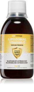 Movit Energy Lipozomální vitamin C 1000 mg Premium tekutá forma vitaminu C s vysokou vstřebatelností