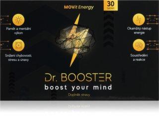 Movit Energy Dr Booster 30 tablet doplněk stravy pro energii a duševní rovnováhu