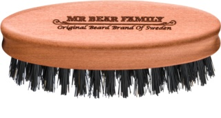 Mr Bear Family Grooming Tools Reis baardborstel