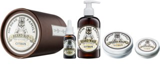Mr Bear Family Citrus Cosmetic Set I. for Men