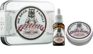 Mr Bear Family Candy Cane Kosmetik-Set  I. für Herren