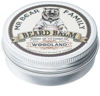 Mr Bear Family Woodland balsamo per barba