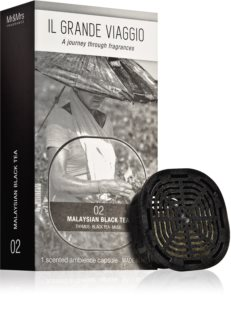 Mr & Mrs Fragrance Il Grande Viaggio Malaysian Black Tea refill for aroma diffusers capsules