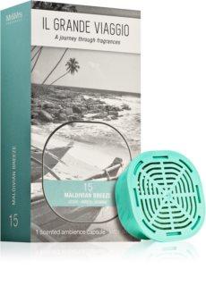 Mr & Mrs Fragrance Il Grande Viaggio Maldivian Breeze ricarica per diffusori di aromi capsule