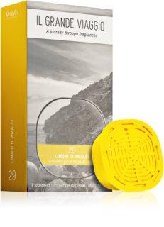 Mr & Mrs Fragrance Il Grande Viaggio Limoni di Amalfi ricarica per diffusori di aromi capsule