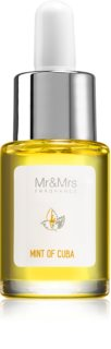Mr & Mrs Fragrance Blanc Mint of Cuba huile parfumée