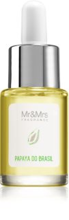Mr & Mrs Fragrance Blanc Papaya do Brasil ароматично масло