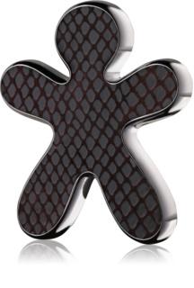 Mr & Mrs Fragrance Niki Fashion Black Orchid vôňa do auta plniteľná