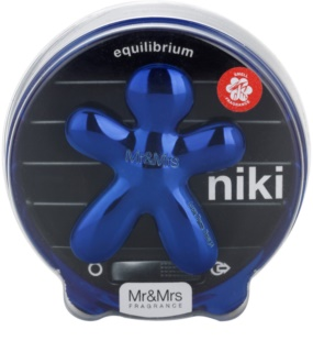 Mr & Mrs Fragrance Niki Equilibrium luftfräschare för bil Refillable
