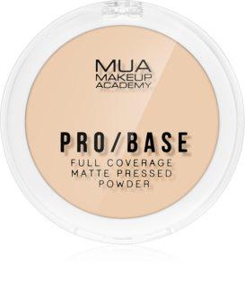MUA Makeup Academy Pro/Base mattierendes Puder