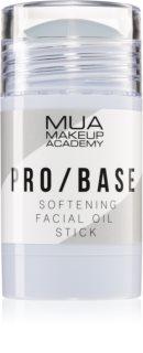 MUA Makeup Academy Pro/Base vyživujúci a hydratačný olej v tyčinke