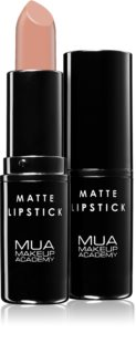 MUA Makeup Academy Matte Matt läppstift