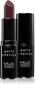 MUA Makeup Academy Matte rossetto opacizzante