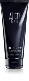 Mugler Alien gel de duche para homens