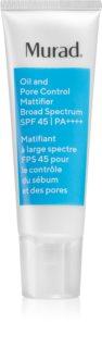Murad Acne Control Oil and Pore Control Mattifier Broad Spectrum SPF 45 crema de zi