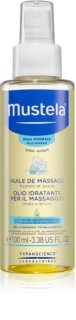 Mustela Bébé Massage Oil for Children from Birth