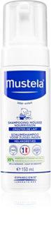 Mustela Bébé shampoo mousse per neonati