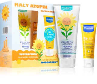 Mustela Bébé Stelatopia Cosmetic Set I. for Kids