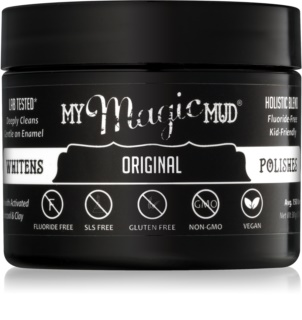 My Magic Mud Activated Charcoal izbjeljujući puder za zube s aktivnim ugljenom