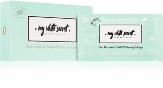 My White Secret Whitening Strips bandes blanchissantes dents