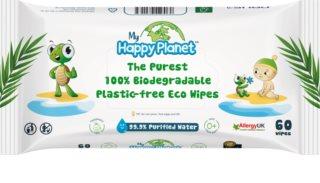 My Happy Planet Wipes Kosteuspyyhkeet Lapsille