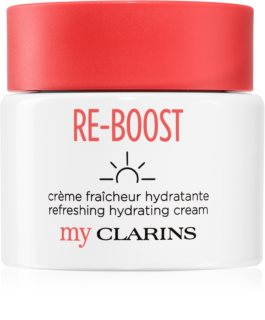 My Clarins Re-Boost Moisturizing Facial Cream For Normal Skin
