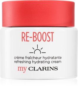 My Clarins Re-Boost hidratáló arckrém normál bőrre