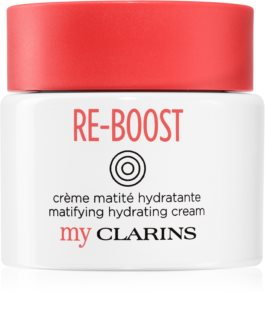 My Clarins Re-Boost Moisturizing Facial Cream for Oily Skin