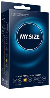 MY.SIZE 53mm préservatifs