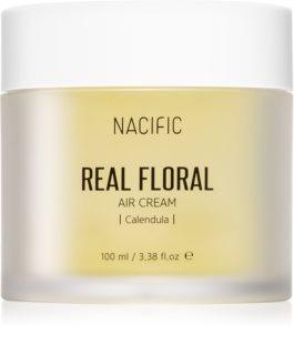 Nacific Real Floral Calendula hydratisierende und beruhigende Creme