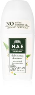 N.A.E. Delicatezza desodorante roll-on  para pieles sensibles