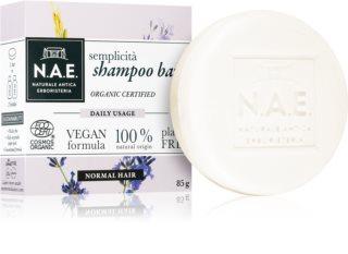 N.A.E. Semplicita Organic Shampoo Bar