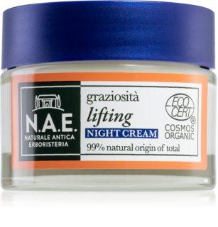N.A.E. Graziosita Moisturising Anti-Wrinkle Night Cream with Brightening Effect