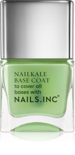 Nails Inc. Nailkale Superfood Base Coat Basic Nagellack mit regenerierender Wirkung