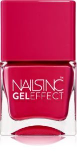 Nails Inc. Gel Effect lak za nokte s gel efektom