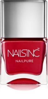 Nails Inc. Nail Pure tápláló körömlakk