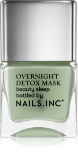 Nails Inc. Overnight Detox Mask Sleeping Mask for Nails